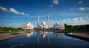 Bulgaren Tatarstan Witte Moskee Stock Afbeelding