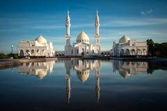 Bulgaren Tatarstan Witte Moskee Royalty-vrije Stock Fotografie