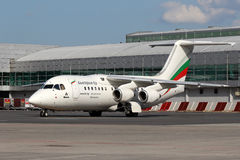Bulgaria Air Image libre de droits