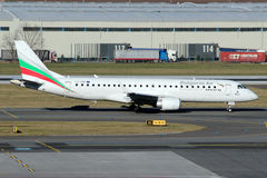 Bulgaria Air Lizenzfreies Stockfoto
