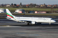 Bulgaria Air Royalty Free Stock Photo
