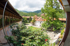 Bulgaria. Bachkovsky monastery Royalty Free Stock Photos