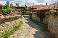 Bulgaria. Balkan rural architecture Royalty Free Stock Photography