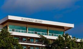 Bulgaria, Black Sea Coast,  seaside resort Albena, fasad of   Hotel Royalty Free Stock Image