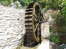 Bulgaria. Botanical garden. Balchik. Water mill Royalty Free Stock Photos