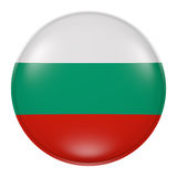 Bulgaria button Stock Images