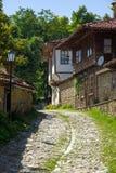bulgaria Calle rural fotos de archivo