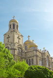 Bulgaria, church in Varna Stock Photo