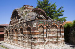 Bulgaria, the city of Nesebr Stock Photos