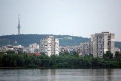 Bulgaria cityscape Royalty Free Stock Image