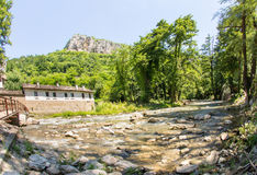 Bulgaria, Dryanovskaya river near the monastery Royalty Free Stock Photography