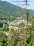 bulgaria El nuevo distrito de Smolyan Fotos de archivo libres de regalías