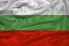Bulgaria Flag 3 Royalty Free Stock Images