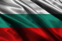 Bulgaria flag ,Bulgaria national flag 3D illustration symbol. Stock Photos