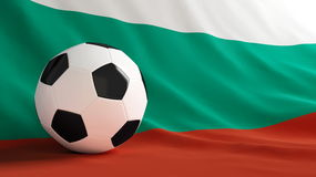 Bulgaria football Stock Photos