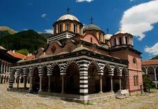 bulgaria klosterrila Arkivbild