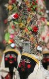 Bulgaria Kukeri Masquerade Stock Images