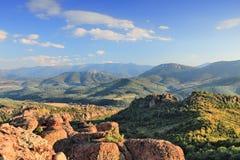 Bulgaria landscape Royalty Free Stock Image