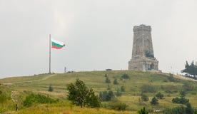 Bulgaria. Memorial on Shipka Stock Photography