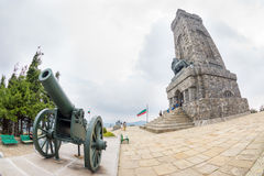 Bulgaria. Monument to the Heroes of Shipka Stock Image