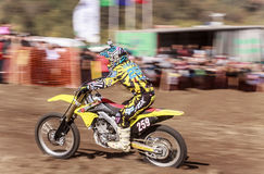 BULGARIA MOTOCROSS-259-MX2 Royalty Free Stock Image