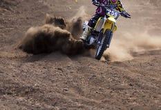 BULGARIA MOTOCROSS-259-MX2 Stock Image