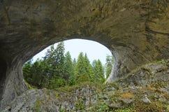 Bulgaria, natural bridges Stock Image