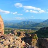Bulgaria nature Stock Image