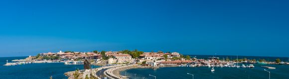 Bulgaria, Nesebar Royalty Free Stock Image