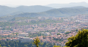 Bulgaria. New Veliko Tarnovo Royalty Free Stock Image