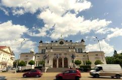 Bulgaria Parliament building Stock Images