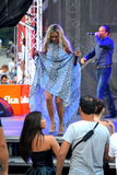 Bulgaria pop folk star Maria Royalty Free Stock Photo