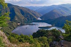 Bulgaria, presa de Vacha Imágenes de archivo libres de regalías