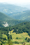 Bulgaria. Rhodope mountains and valleys Royalty Free Stock Image
