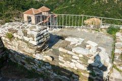 Bulgaria. Rhodopes. Asen's fortress Stock Image