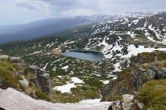 Bulgaria Rila - siete lagos Imágenes de archivo libres de regalías