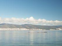 Bulgaria Sea View Stock Photography