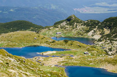Bulgaria, seven Rila lakes Royalty Free Stock Photo