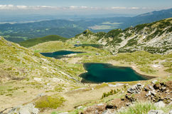 Bulgaria, seven Rila lakes Royalty Free Stock Image