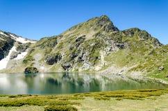 Bulgaria, seven Rila lakes Royalty Free Stock Image
