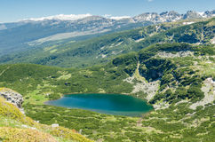 Bulgaria, seven Rila lakes Royalty Free Stock Photo