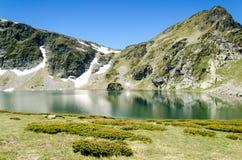 Bulgaria, seven Rila lakes Royalty Free Stock Photography