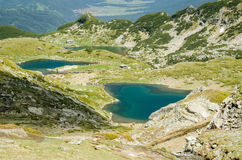 Bulgaria, seven Rila lakes Royalty Free Stock Photography