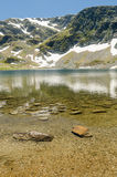 Bulgaria, seven Rila lakes Royalty Free Stock Images