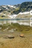 Bulgaria, seven Rila lakes Royalty Free Stock Images