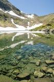 Bulgaria, seven Rila lakes Stock Photography