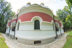 Bulgaria. Shipka Monastery Walls Stock Images