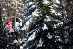 Bulgaria Sky Resort Dobrinishte Royalty Free Stock Photos
