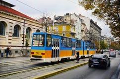 Bulgaria_Sofia Royaltyfri Fotografi