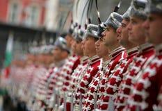 Bulgaria Sofia Guards of Honor Royalty Free Stock Image